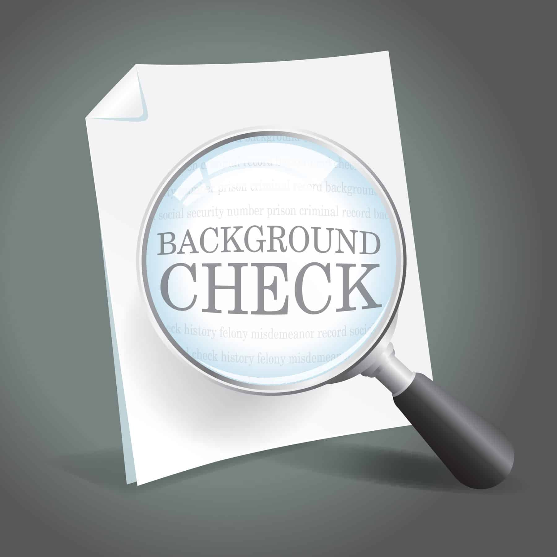background checks in hiring When making personnel decisions - including hiring, retention, promotion, and   in addition, when you run background checks through a company in the.