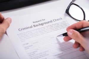 DOT background check & drug test are required for applicants